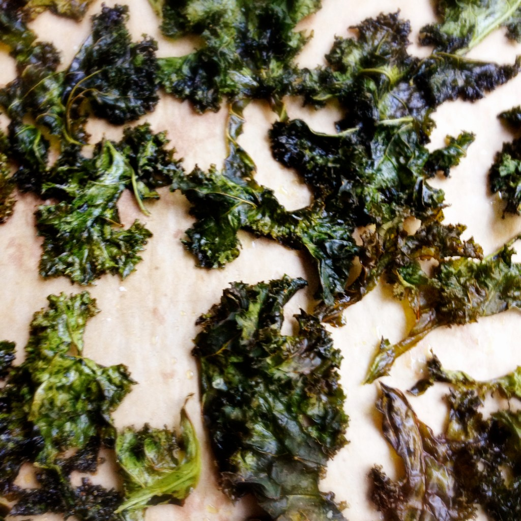 Kale Chips!