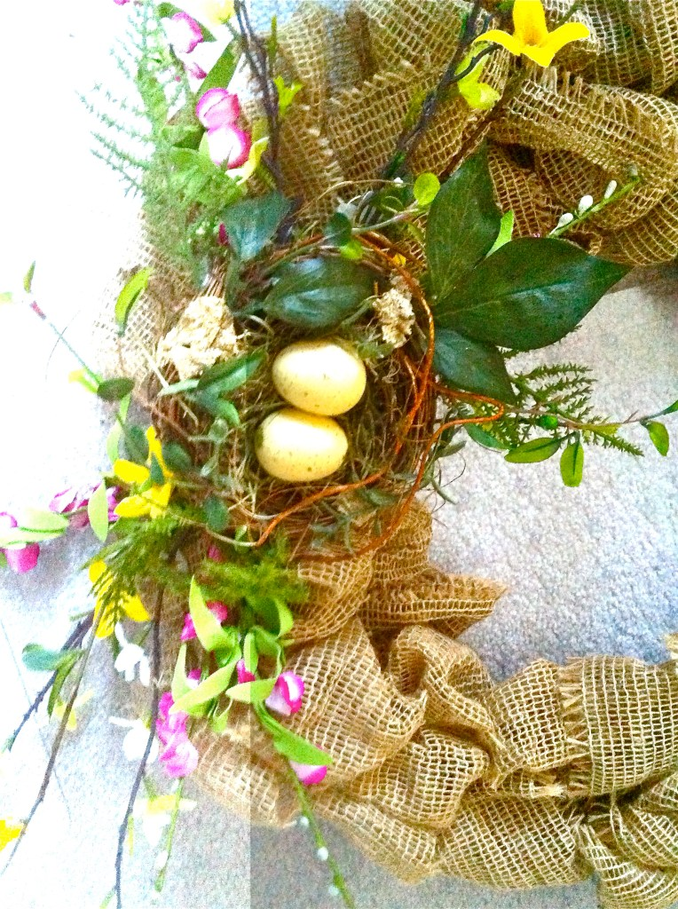 Monthly Round Up & My Easter Menu