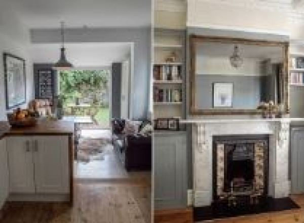 Vintage Styling Tips - reclaimed materials - salvage yard items for home renovation via Your Vintage Life by Kate Beavis