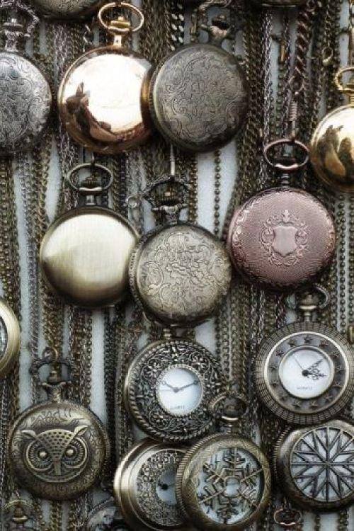 pocket watch on Kate Beavis blog