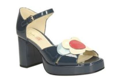 orla kiely 1970s style shoes from Clarks