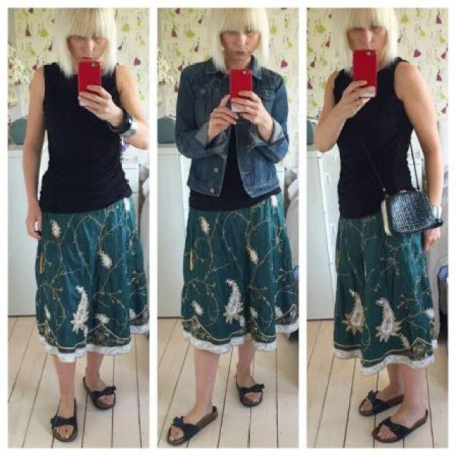 Kate Beavis vintage fashion
