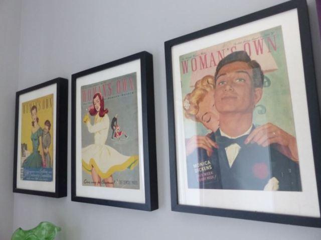 Kate Beavis vintage 1950s 1960s bedroom