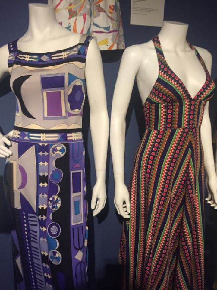 Vintage 1960s 1970s swimwear swimming costume a featured on Kate Beavis Home blog (F&T museum)