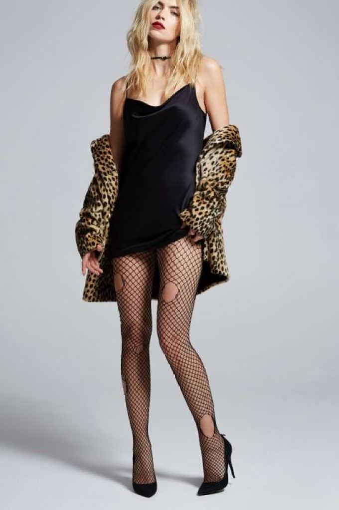Courtney Love for Nasty Gal as featured on Kate Beavis blog (vintage retro 1990s fashion)