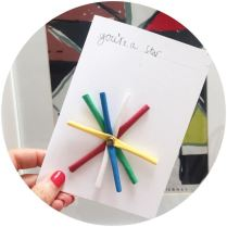 Handmade card ideas for kids on Kate Beavis Home blog