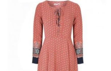 Vintage style boho fashion to get the Kate Middleton look as featured on Kate Beavis Vintage Home blog