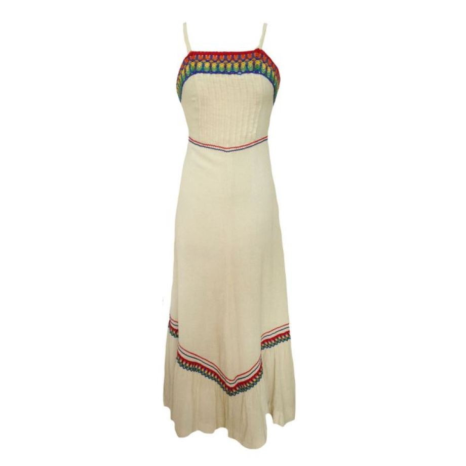 Boho vintage fashion from Love Miss Daisy as featured on Kate Beavis Vintage Blog