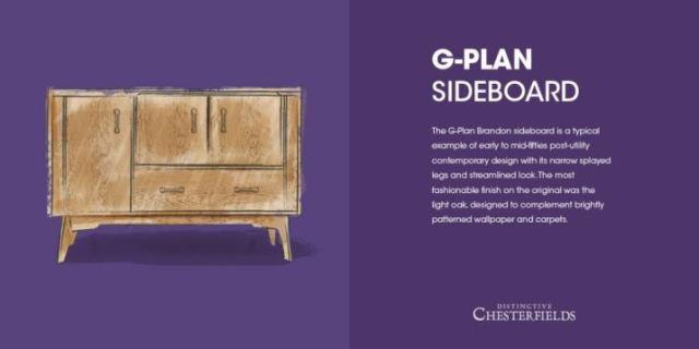 gplan Brandon sideboard as featured on Kate Beavis.com