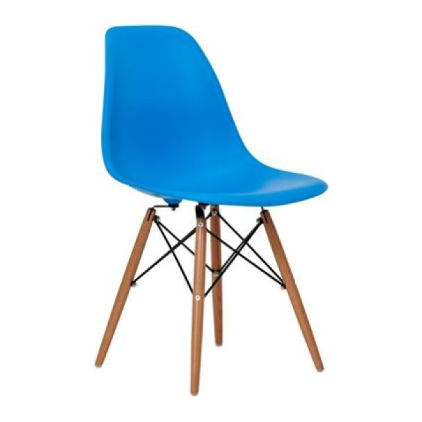 Eames style chair as featured on Kate Beavis.com