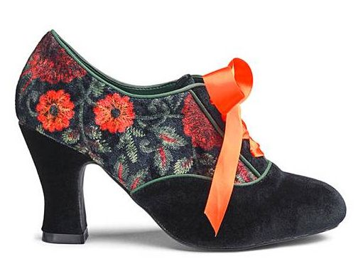 1930s style shoe by Simply Be