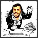 Ahmadinejadinpulpit