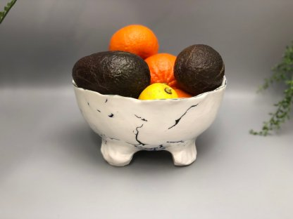 Porcelain Serving/Fruit Pod