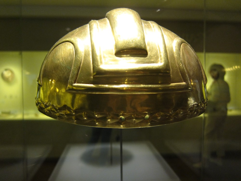 A Day at the Gold Museum (3/6)