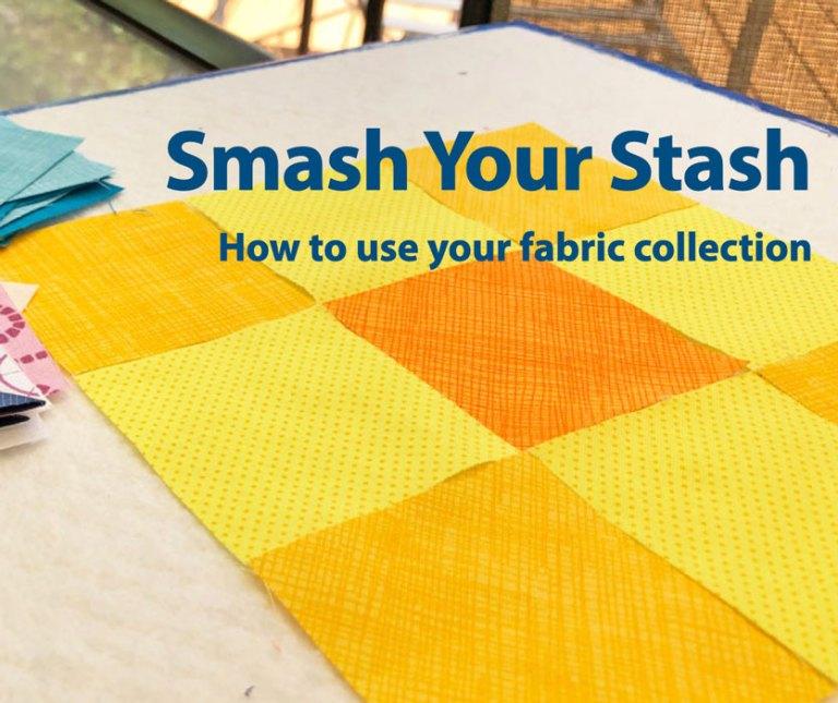 How To Smash Your Stash