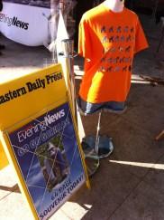 Go Go Gorillas T-shirts - Norwich