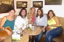 coffee with amazing teacher friends