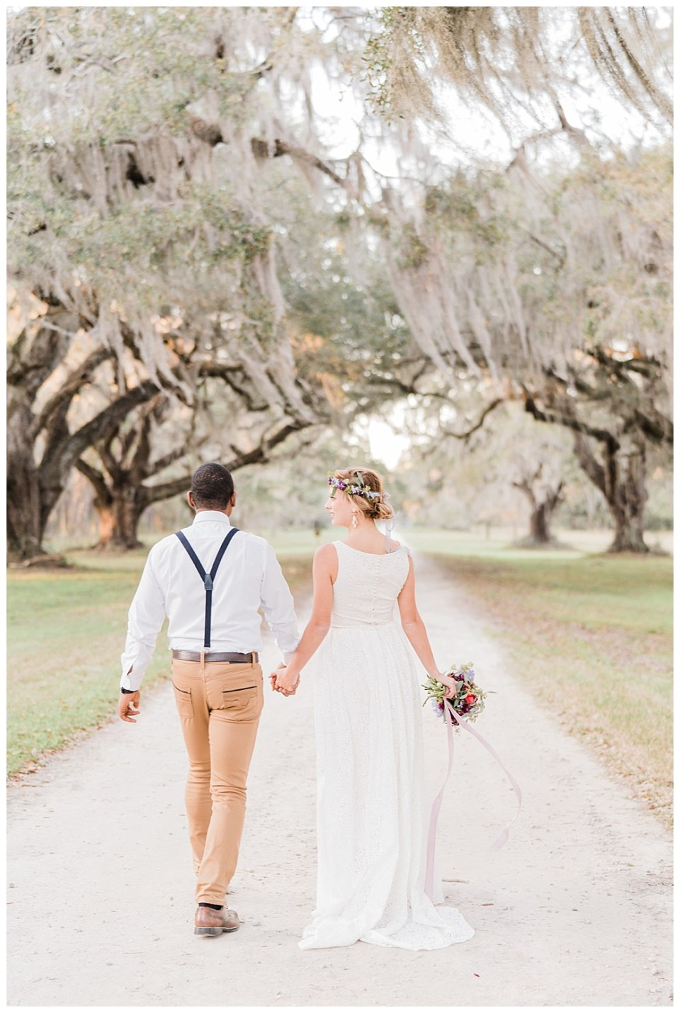 Boho Charleston Elopement