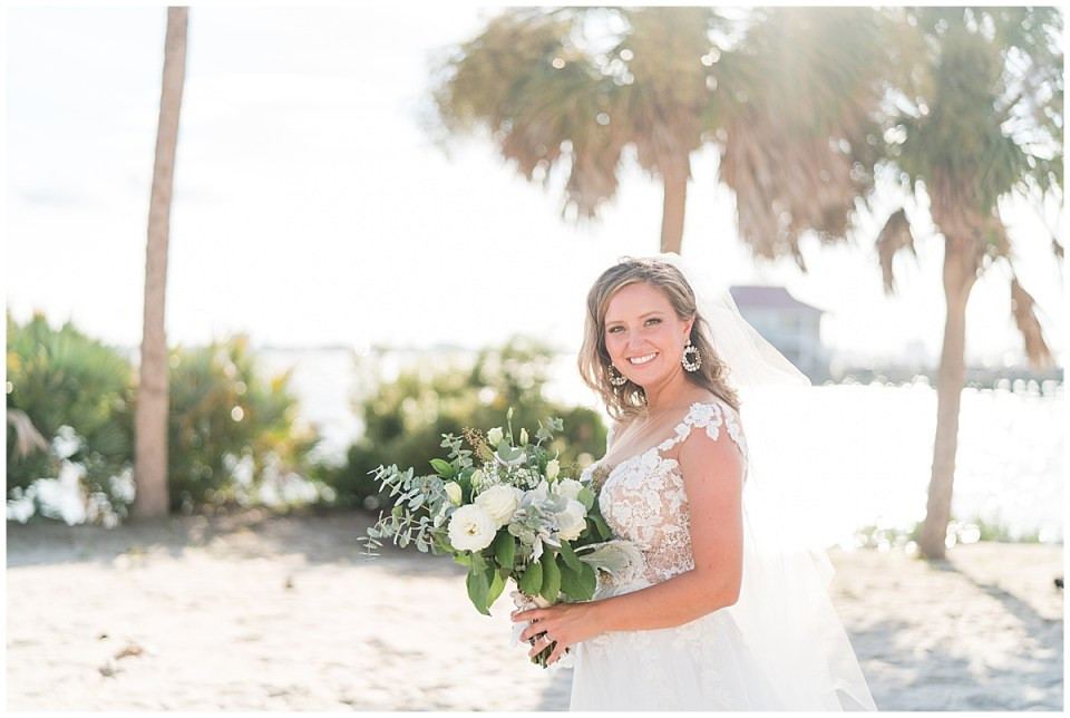 Charleston Harbor Resort Outdoor Beach Wedding Charleston Wedding Photographer_0043.jpg