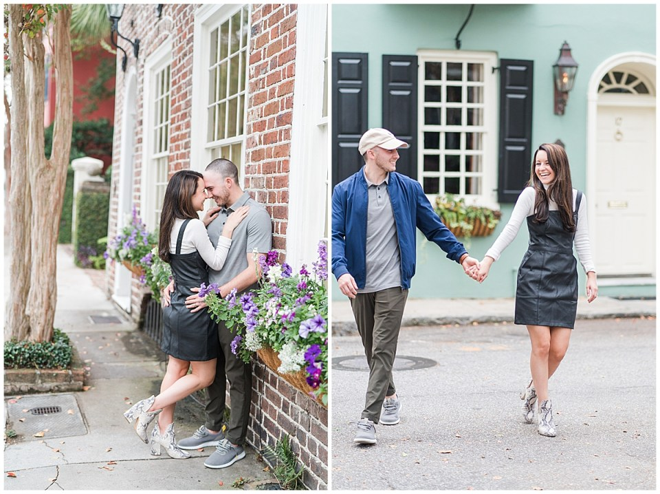 Outdoor Downtown Charleston Engagement Session_0032.jpg