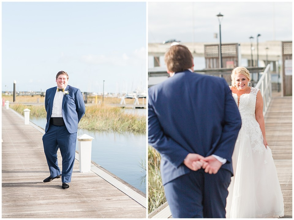 Outdoor Downtown Charleston Nautical Blue and White Wedding_0016.jpg