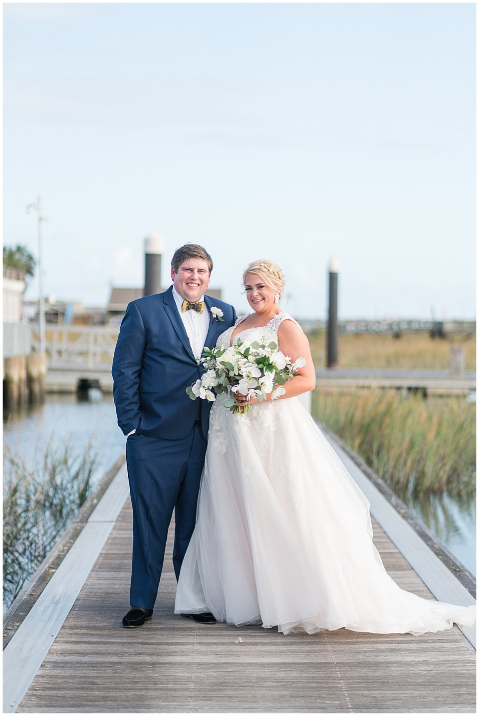 Outdoor Downtown Charleston Nautical Blue and White Wedding_0018.jpg