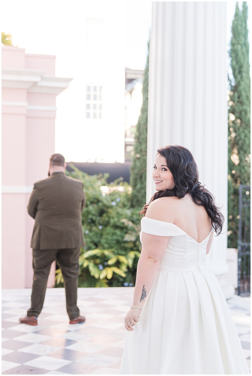 Outdoor Downtown Charleston Engagement Session Best Charleston Wedding Photographer_0043.jpg