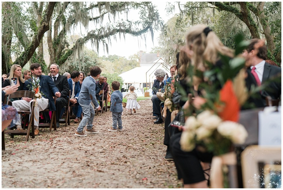 Legare Waring House Charleston Outdoor Wedding Photography