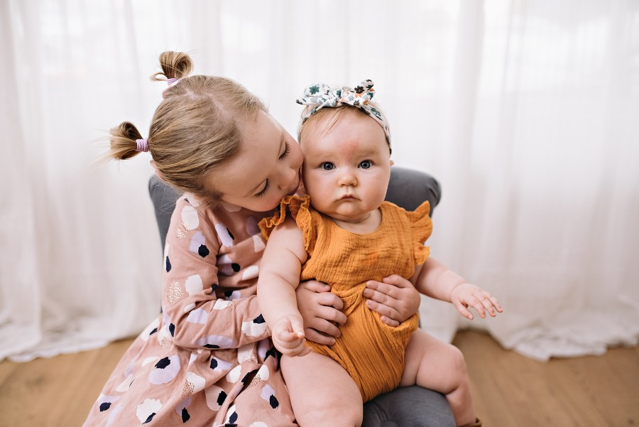 Indiana + Billie | Adelaide Baby Photographer