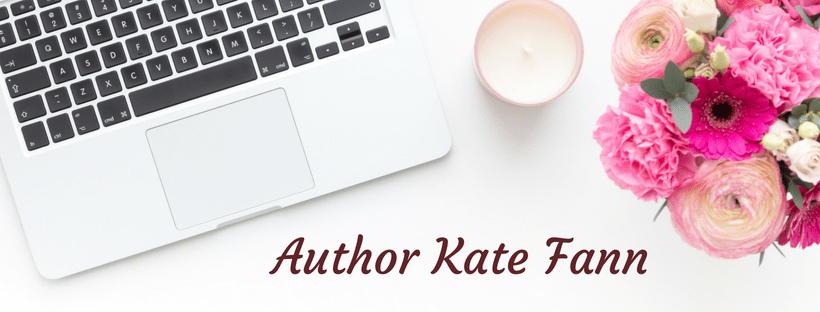 Author Kate Fann