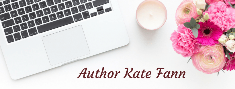 Author Kate Fann
