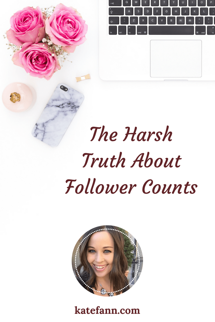 I'm going to get real with you for a moment: your follower countdoesn't matter. Learn why quality matters more and how you can stop comparing yourself to others.