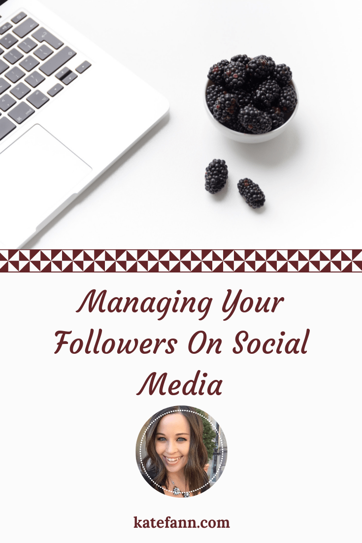 There are lots of contradicting ideas on how to build your social media community. I'm offering my best advice to help you follow the right people.