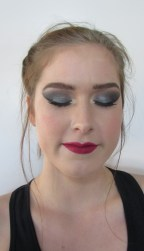 MUA: Magnifique Makeup Artistry. Ball makeup on Chelsea.