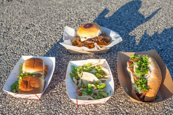 Ymbii, Viet-Nomie's, Mxed-Up, Food Trucks, Atlanta, Asian, Mexican, Burger, American