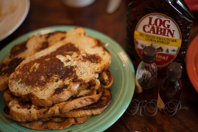 Homemade, French Toast, Kate Styled pretty