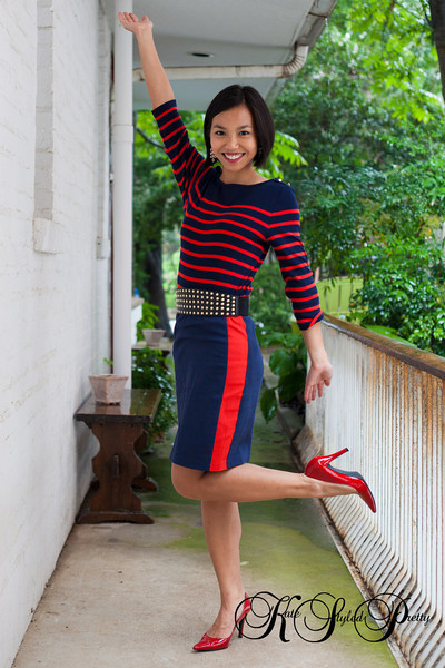 Oasis Fashion, Love Culture, Kate Styled Pretty, Off Broadway Shoes, Asian Fashion