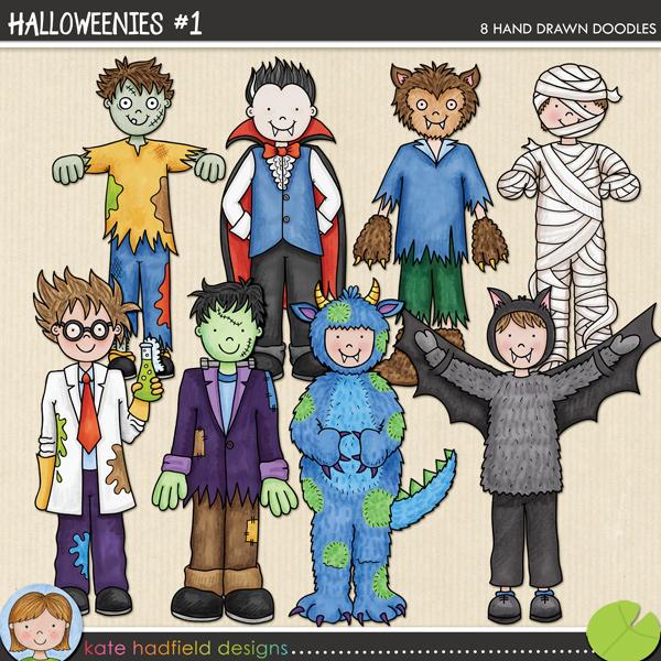Halloweenies #1