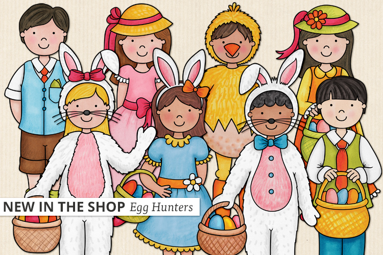 Kate Hadfield Designs: Egg Hunters