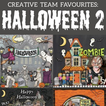 Halloween Favourites from the Team