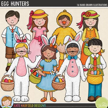 Egg Hunters | Featured Kit