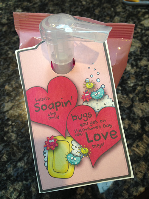 valentines diy gift by michele