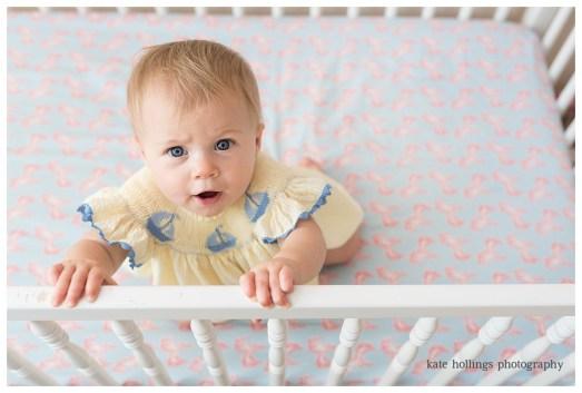 Washington DC Lifestyle Baby Photographer