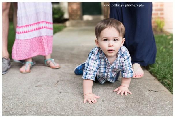 Bethesda MD Lifestyle Baby Photographer