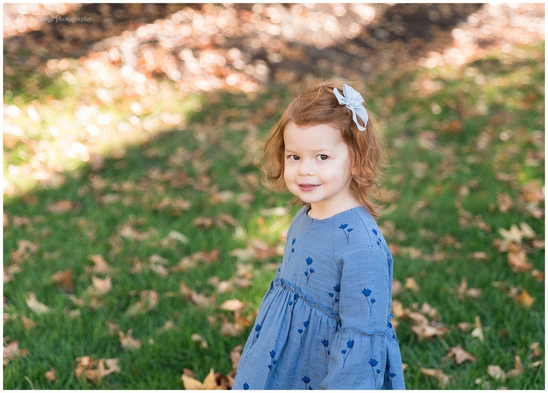 Fall Child Portraits