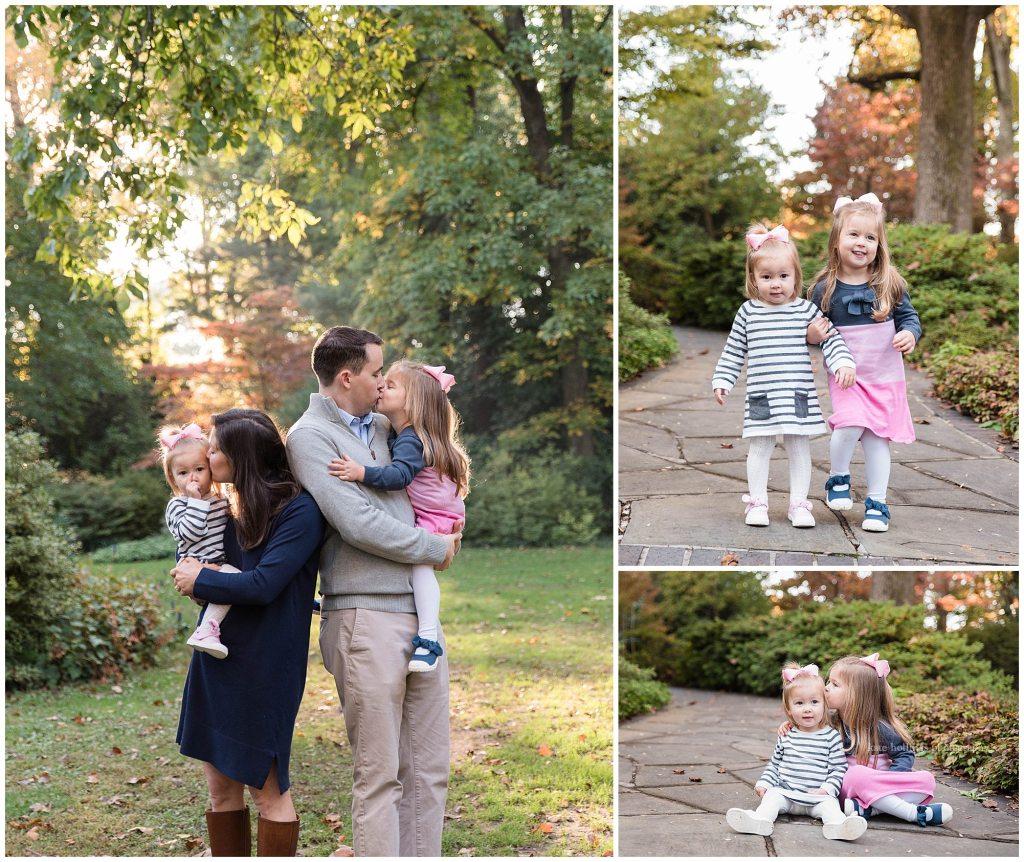 Sunrise Family Photographs in Bethesda Maryland