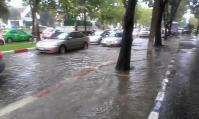 Or sometimes the broken sidewalks just flood altogether!
