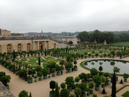 Versailles gardens...the best part of the Palace!