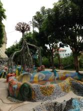 cool fountain/stream/art