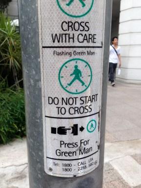 Love that Green Man